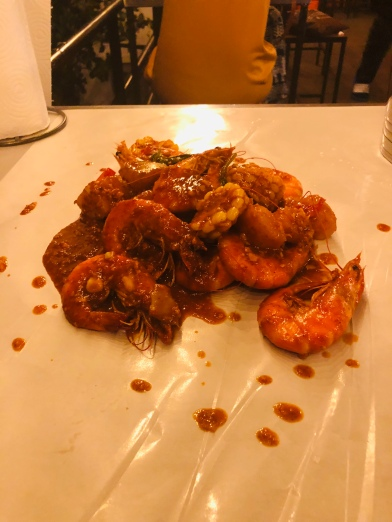 Shrimp boil!