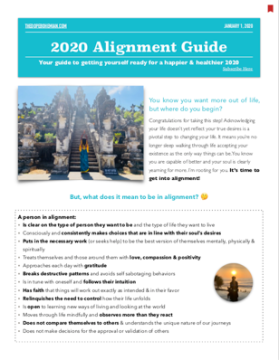 alignment guide thumbnail